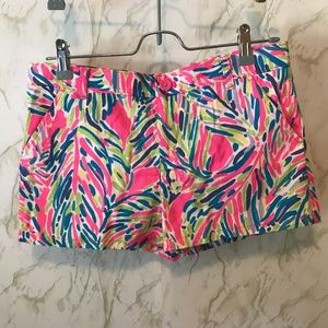 Lilly Pulitzer Girls Size 14 Resort Shorts